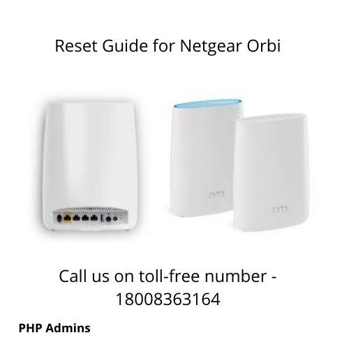 Netgear orbi setup'