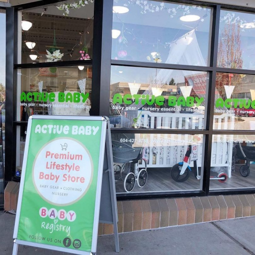 Company Logo For Active Baby'