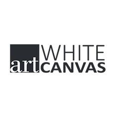Art White Canvas'