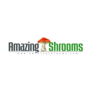 Company Logo For Amazing Shrooms'