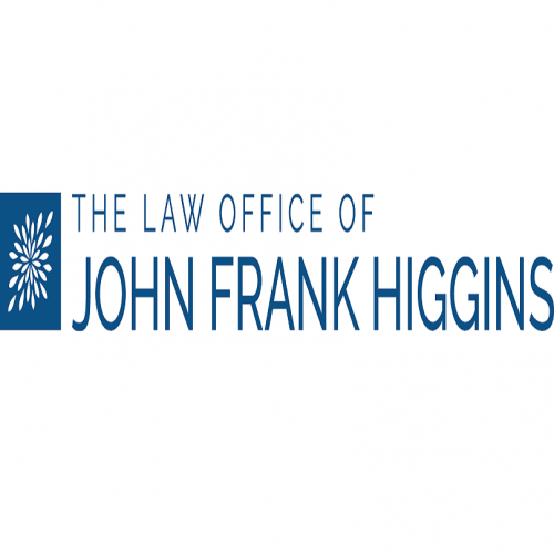 Company Logo For The Law Office of John Frank Higgins'