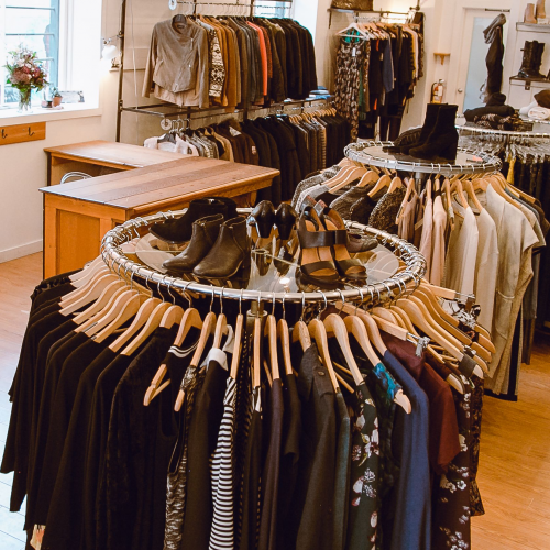 Consignment Clothing'