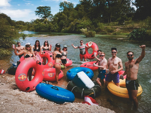 Float The River'