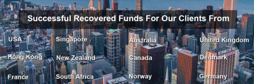 Recovered Funds For Clients'