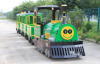TRACKLESS TRAINS STRIKING THE RIGHT CHORD AMONG YOUNG KIDS'