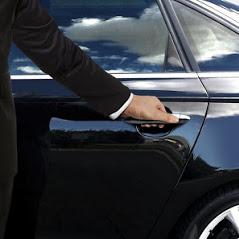 Company Logo For Black limo Car service'