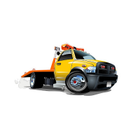Tow Truck Near Me - Cheap Towing Service Chicago Logo