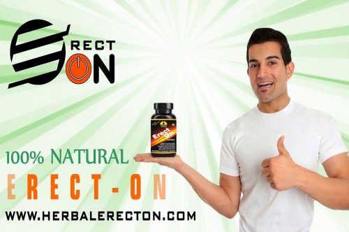 Company Logo For Herbal Erect On'