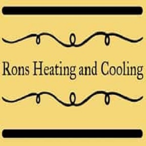 Company Logo For Rons Heating And Cooling Service'