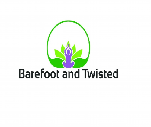 Company Logo For Barefoot and Twisted Yoga LTD'