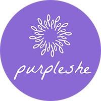 Purpleshe Logo