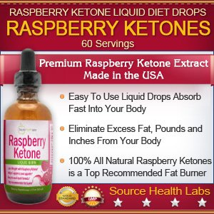 Liquid Raspberry Ketone Sublingual Drops'