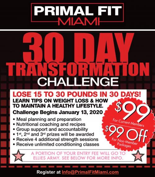 Primal Fit Miami 30-Day Body Transformation 1'