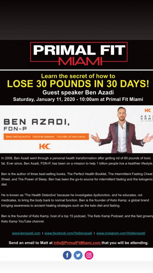 Primal Fit Miami 30-Day Body Transformation 2'