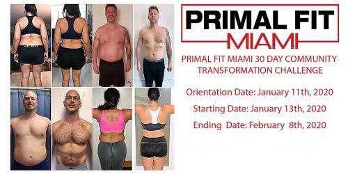 Primal Fit Miami 30-Day Body Transformation 3'