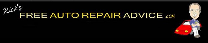 Ricks Free Auto Repair Advice . com Logo