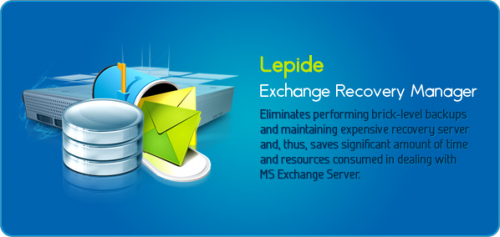 Lepide Exchange Recovery Manager'