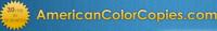 AmericanColorCopies.com Logo