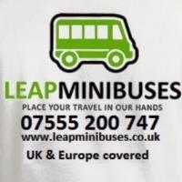 Leap mini buses Logo