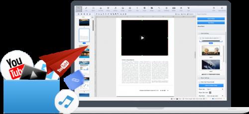 PDF to flipbook'