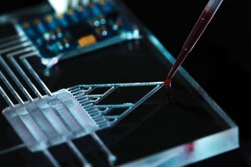 Microfluidics Market'