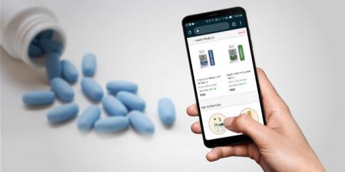 Online Pharmacy Market'