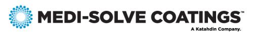 Medi-Solve Coatings Logo'