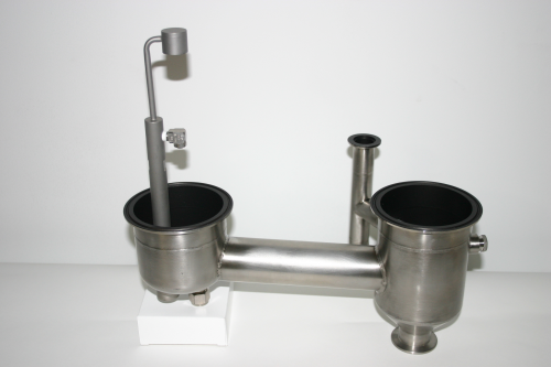 Standard Drain and Nozzle Assembly for Delatech Scrubber'