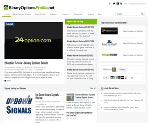 Binary Options Portal'