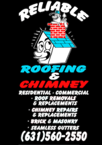 Reliable Roofing & Chimney Logo