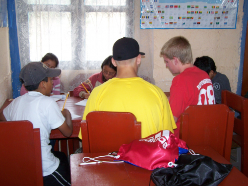 Spanish Immersion Program in Guatemala'