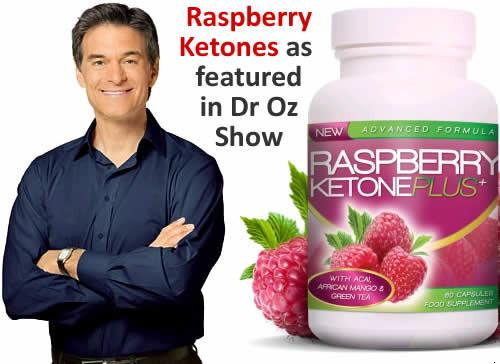 Raspberry Ketones By Dr's'