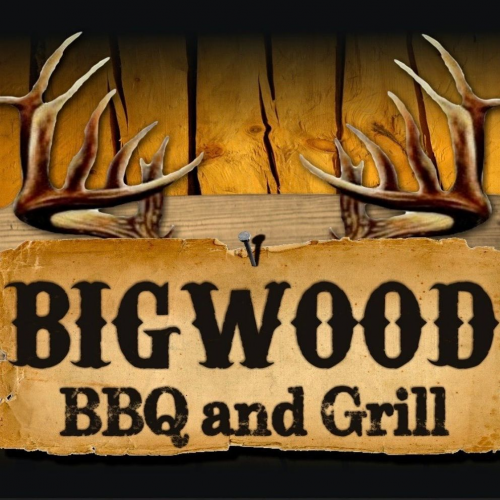 Company Logo For Big Wood BBQ and Grill'