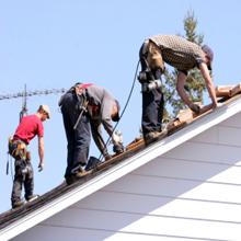 Shingle Roofing'