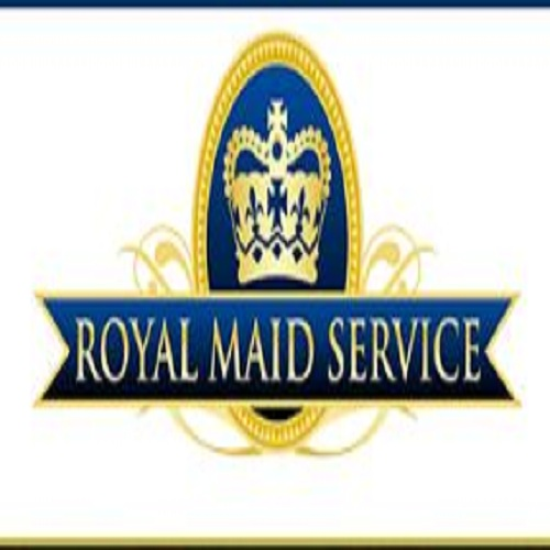 Company Logo For Royal Maid Service'
