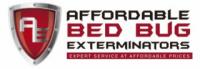 Affordable Bed Bug Exterminators Logo