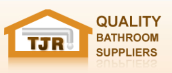 Company Logo For TJR Bathrooms'