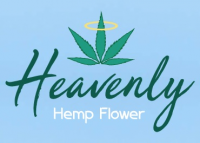 Heavenly Hemp Flower Logo