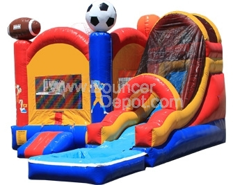 Inflatable Jumper'