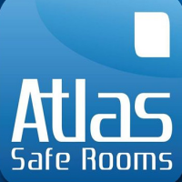 Atlas Safe Rooms Tulsa Showroom Logo