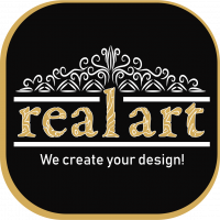 Real Art Logo
