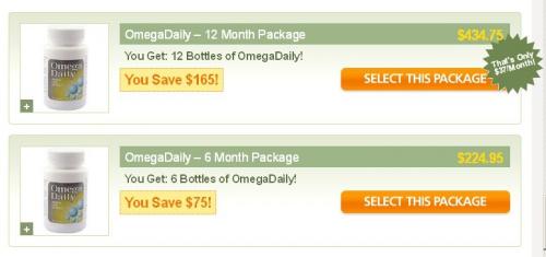 Omega Daily Offer'