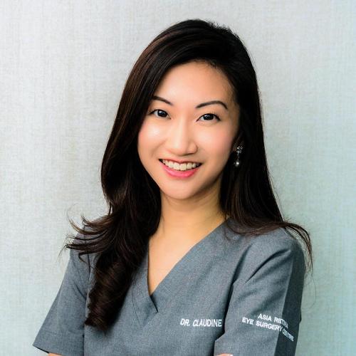 Company Logo For Retinal Detachment - Dr Claudine Pang'