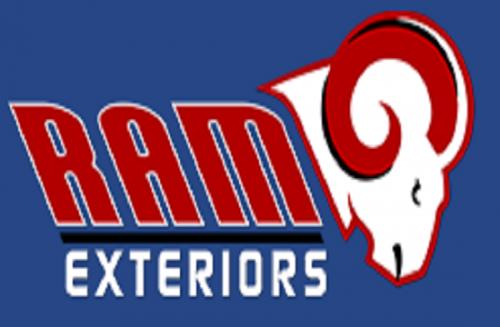 Company Logo For RAM Exteriors'