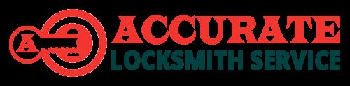 Company Logo For Accurate Locksmith Service'