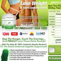 ProShape RX weight loss'