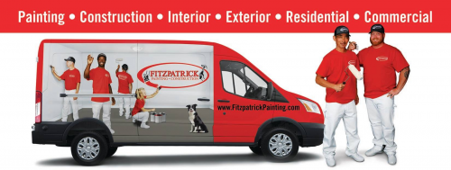 Company Logo For Fitzpatrick Painting and Construction'
