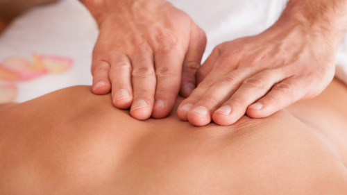 In Home Massage'
