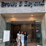 Brows and Beyond Logo