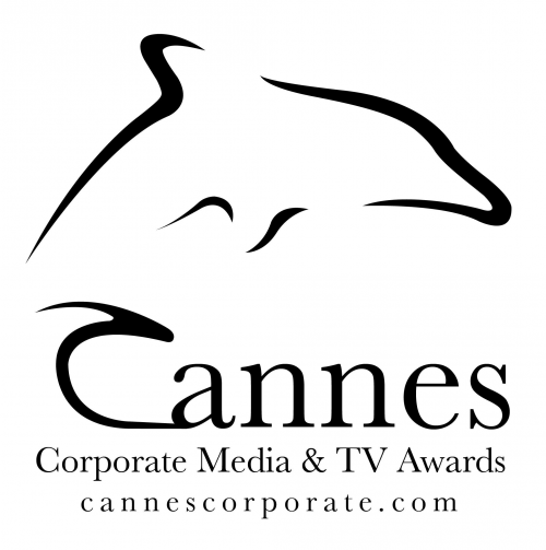 Logo For Cannes Corporate Media & TV Awards'